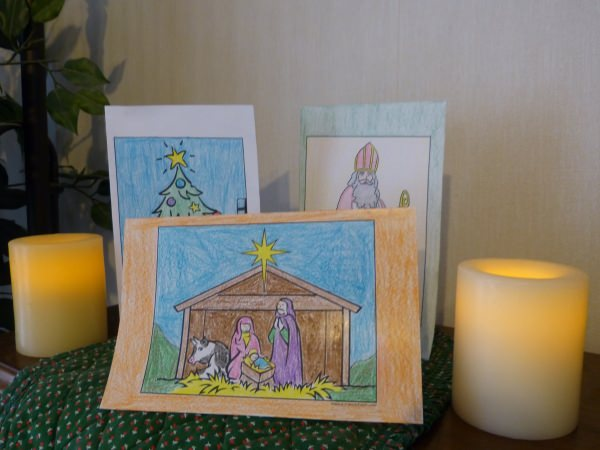 christmas cards you can print at home
