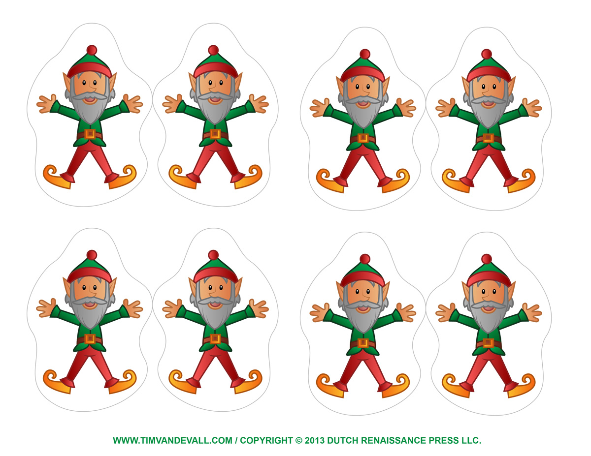 christmas decors printable