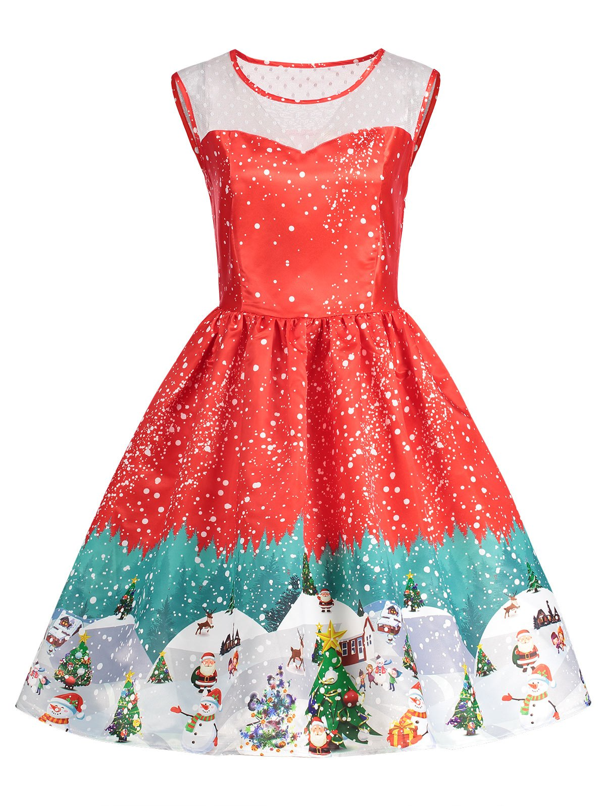 christmas print clothes