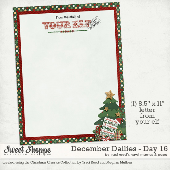 elf on the shelf printable letterhead