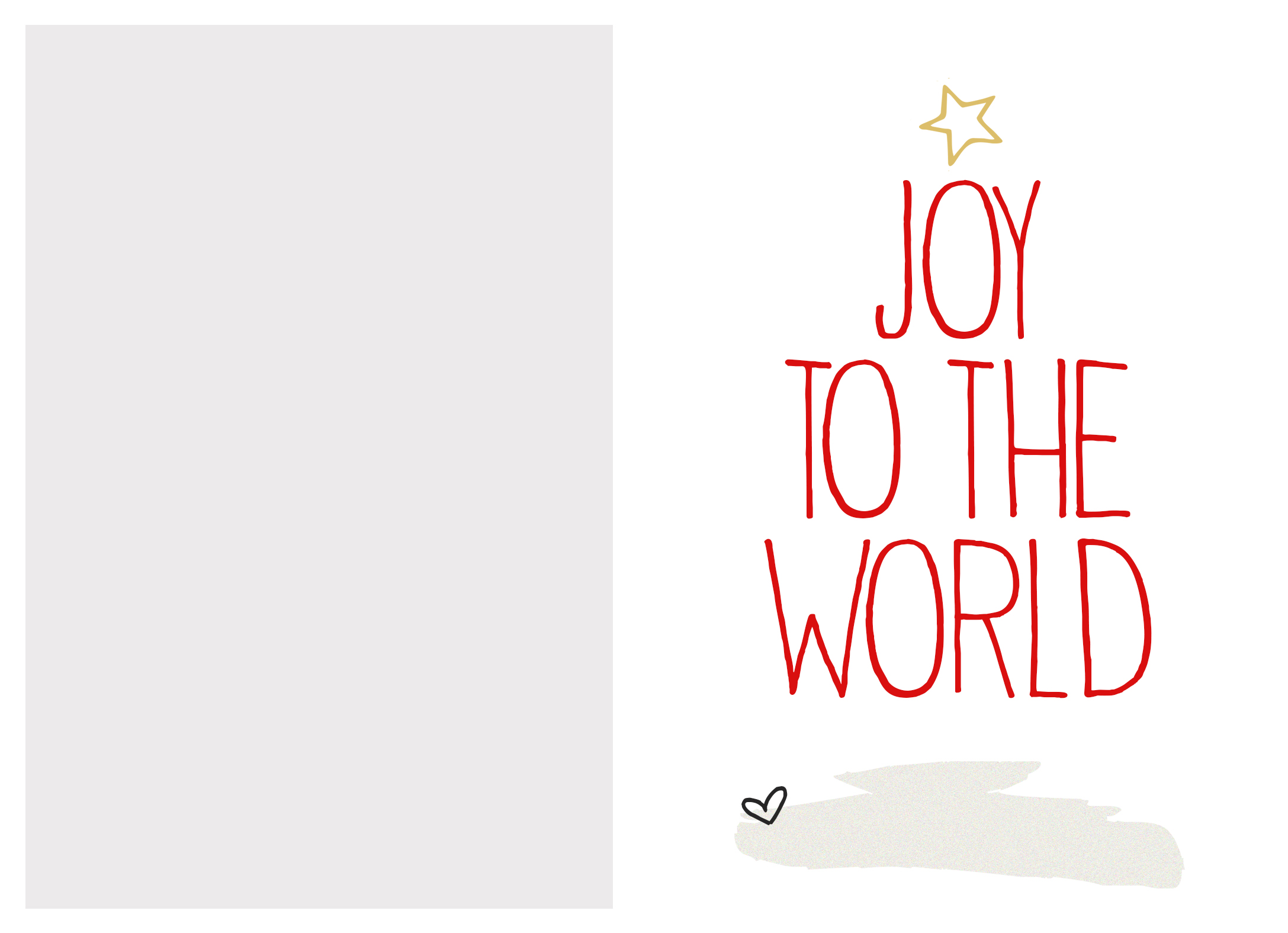 free printable christmas card templates