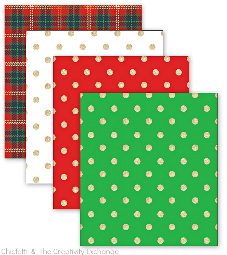 image about Free Printable Paper Designs known as Totally free Printable Xmas Options - Xmas Printables