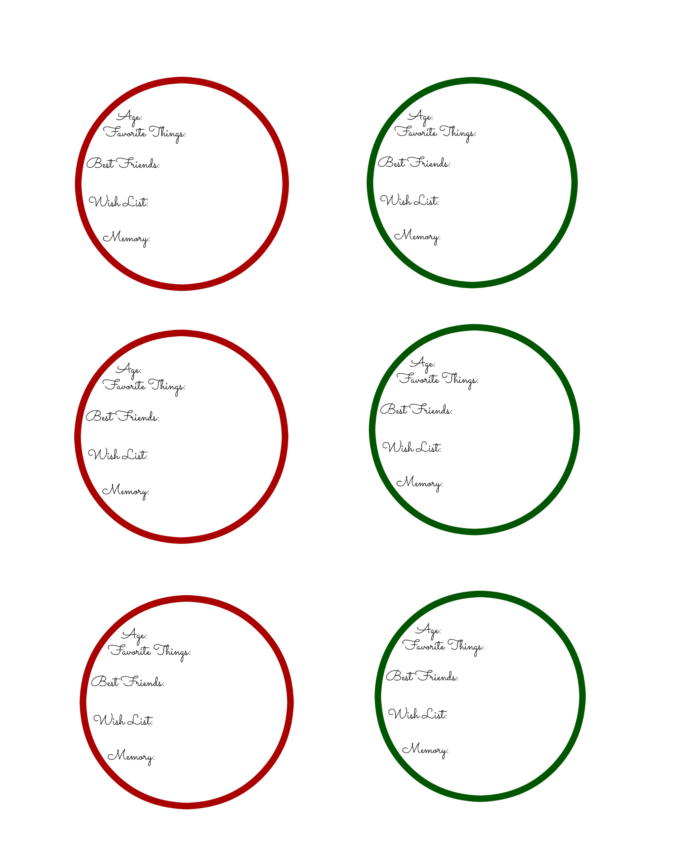 graphic relating to Printable Ornaments Template known as Totally free Printable Xmas Ornament Templates - Xmas
