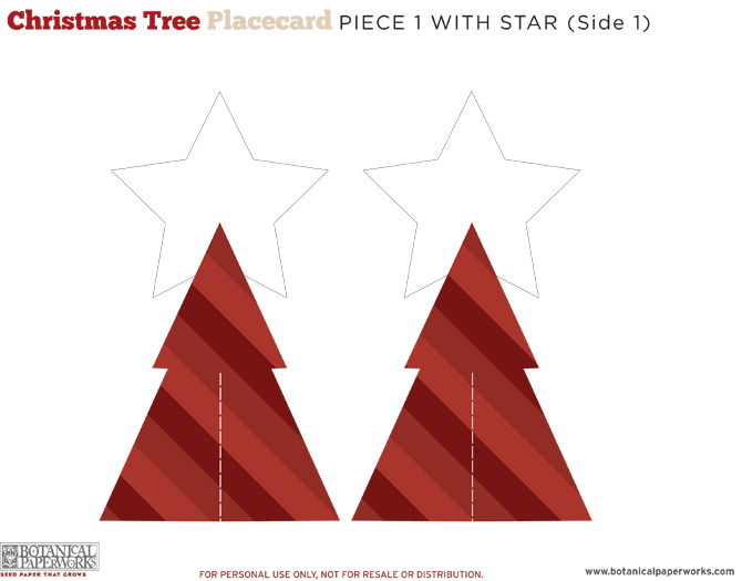 graphic relating to Free Printable Christmas Place Cards referred to as No cost Printable Xmas Desk Decorations - Xmas