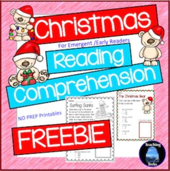 free printable christmas worksheets for middle school