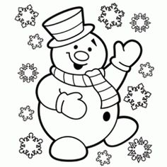 fun christmas coloring pages to print