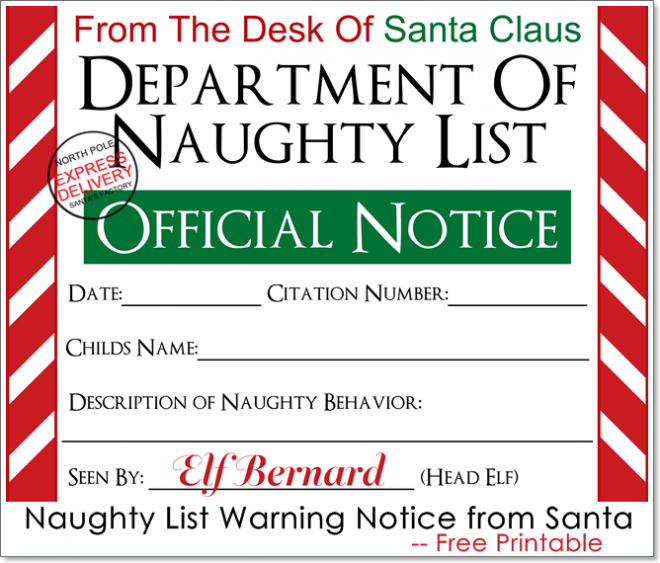 letters from santa templates to print for free