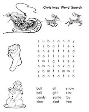 Modest image with regard to christmas logic puzzle printable