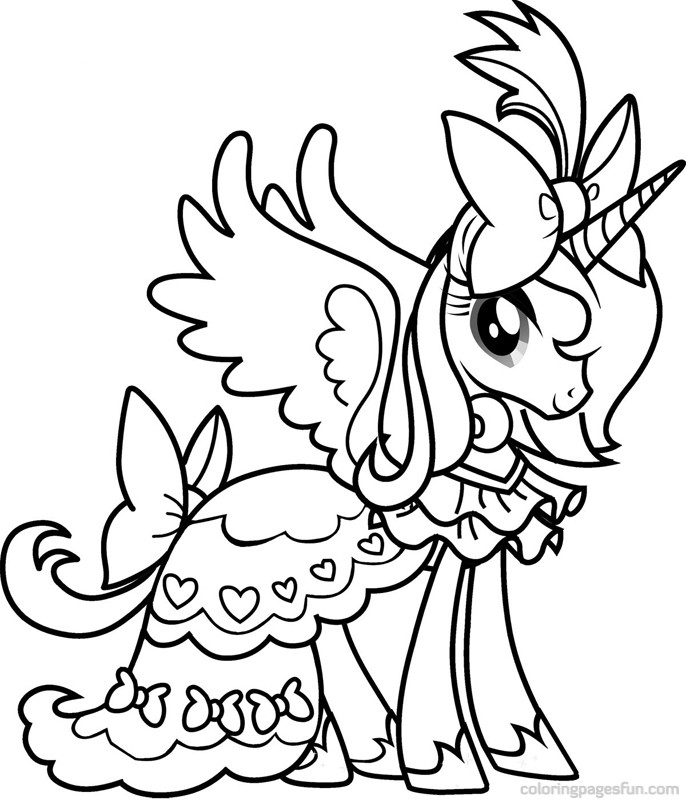 my little pony printables for christmas