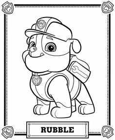 paw patrol printables for christmas