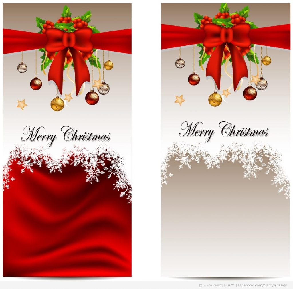 print free christmas cards online