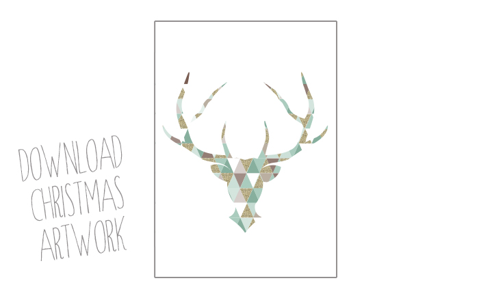 printable christmas artwork