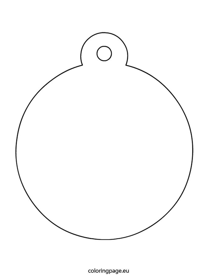 Printable christmas baubles christmas printables for Christmas baubles templates to colour