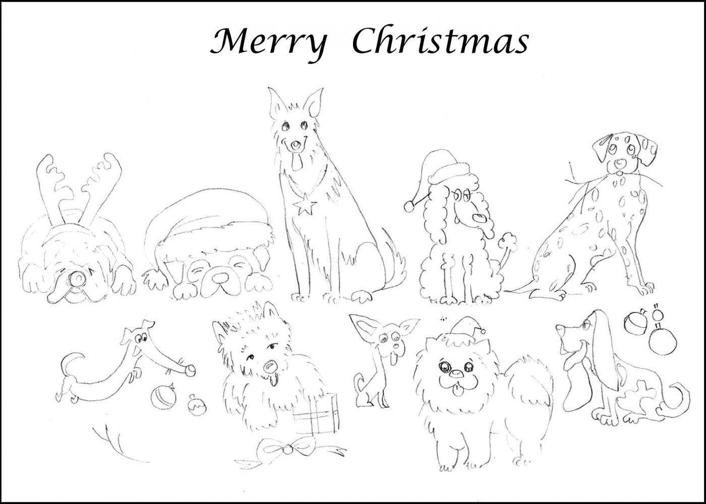 Printable Christmas Cards For Adults Christmas Printables