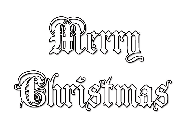 printable christmas cards for adults