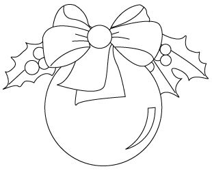 printable christmas decoration templates