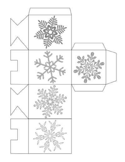 printable christmas projects
