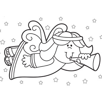 printable colouring sheets christmas