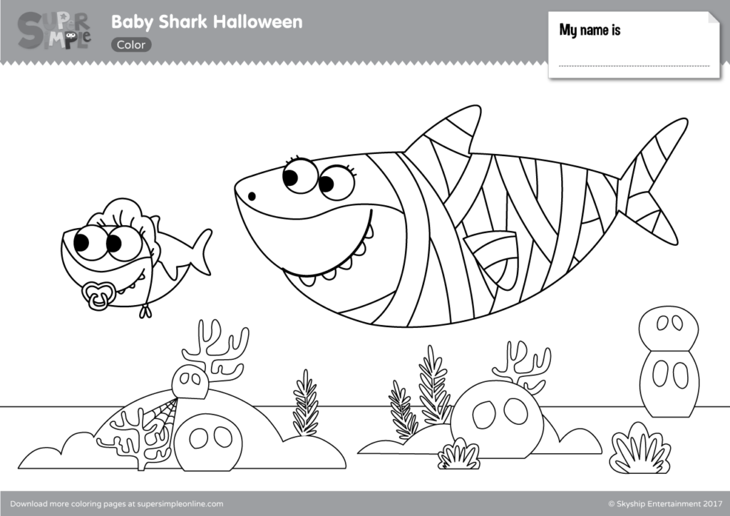 halloween pages to color