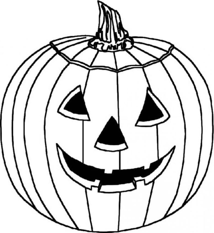 halloween pictures to print and colour