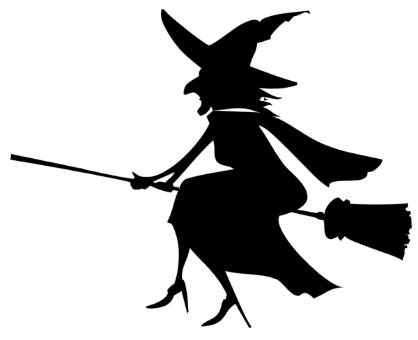 witches images clip art