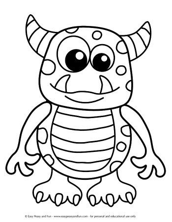 coloring pages halloween for kids