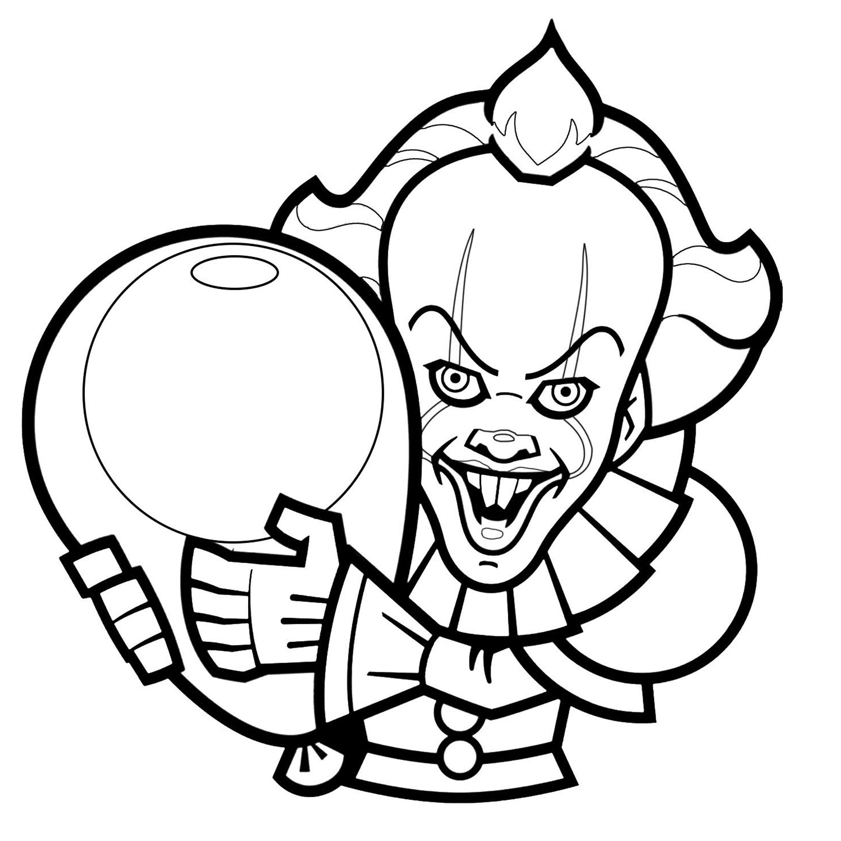 kids coloring pages halloween