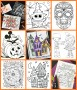 Coloring Pages Halloween Printable