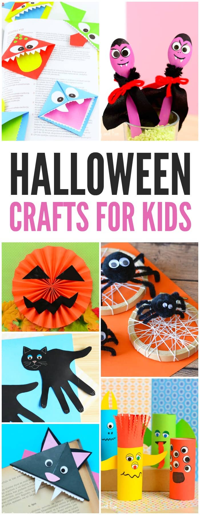 halloween arts and crafts activities for kids