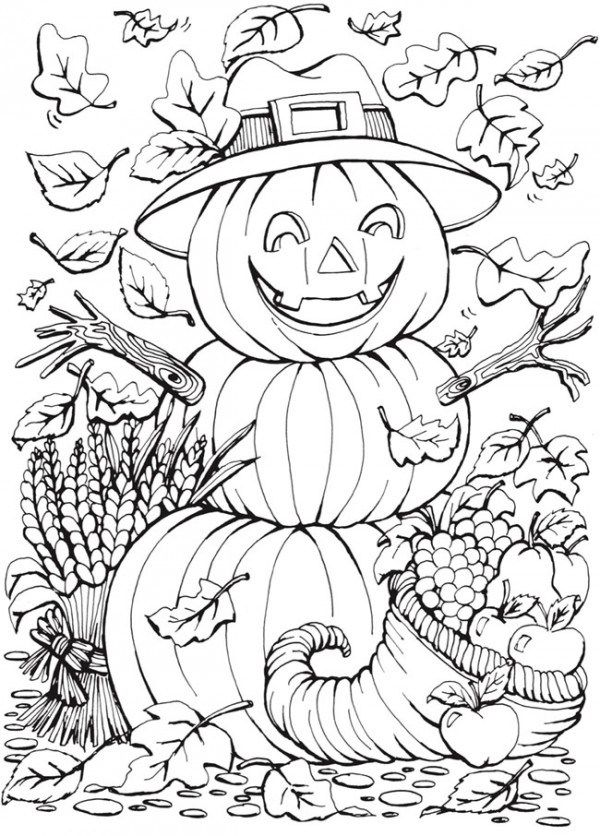 halloween coloring pages toddlers