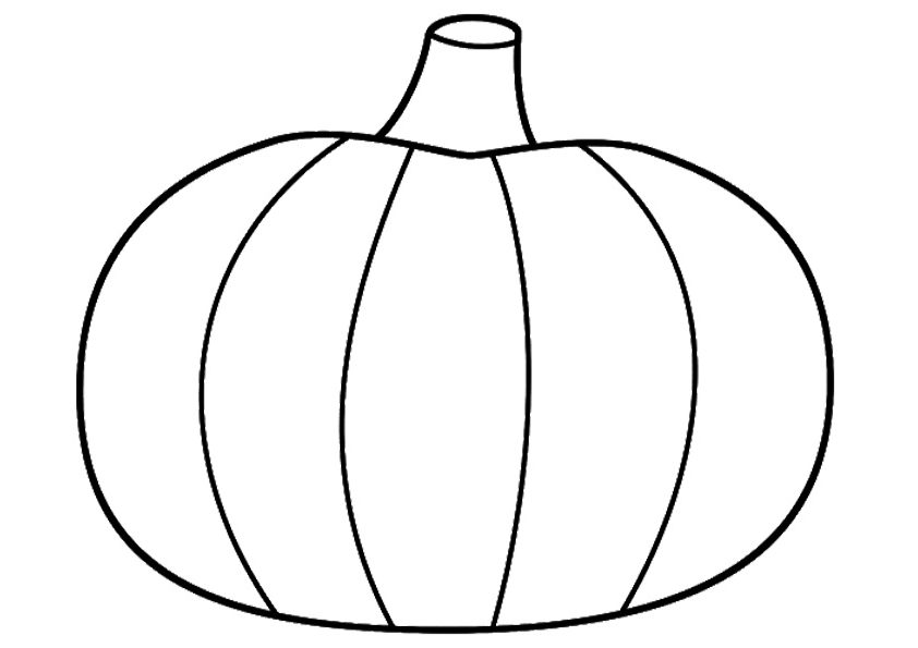 pumpkin coloring pages free
