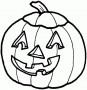 Pumpkin Pictures To Color
