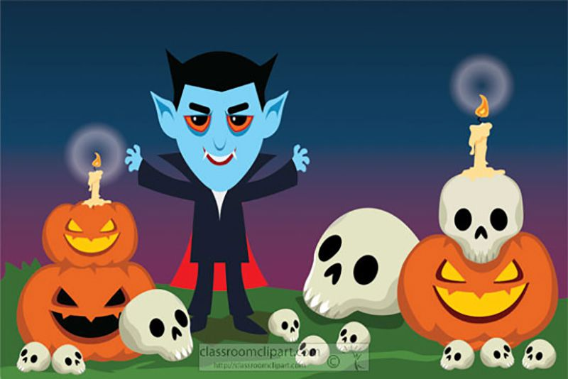 clipart halloween images
