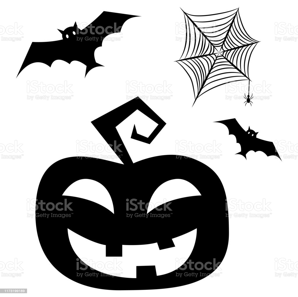 halloween clipart collection